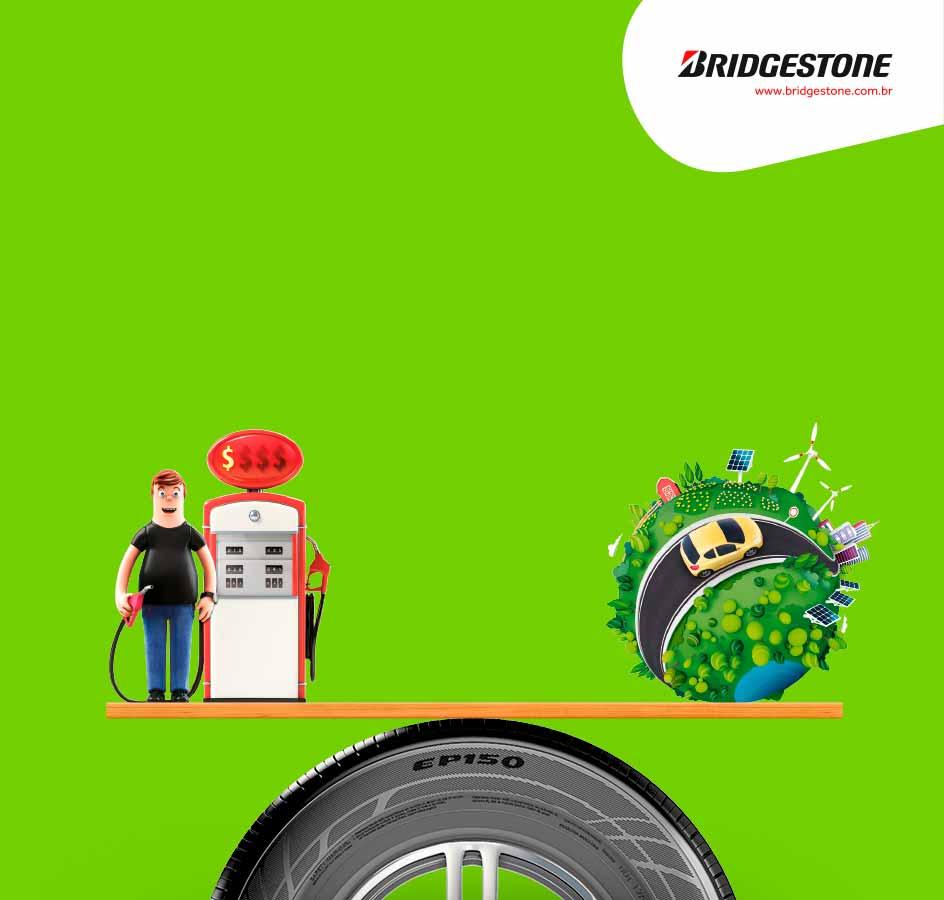 Pneus para carros, caminhonetes e SUVs | Bridgestone Brasil